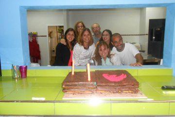 Festejando los 2 años de la sede Escobar