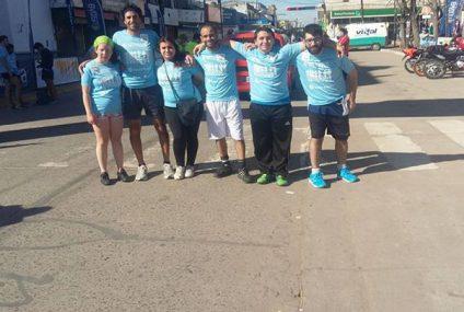 Maraton en Pilar