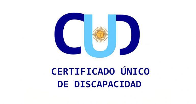 certificado unico de discapacidad